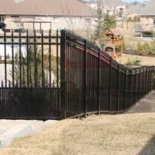 Aluminum Fence In Canada Price Types Sizes Colors Suppliers