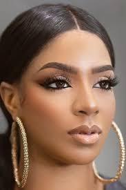30 black bride makeup ideas wedding