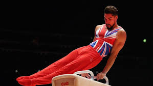 Brit Louis Smith back at worlds after realizing he's not retiring kind