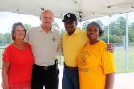 _staff-with-sheriff-terry-johnson | Town of Green Level, North Carolina