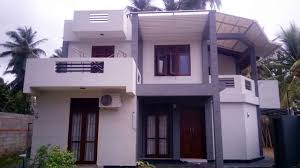 Two Story House 01 Sasil Dream Homes