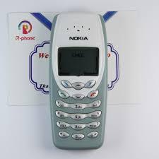 NOKIA 3410 Mobile Cell Phone Original ...