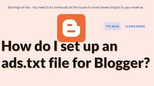 ads txt file for ger