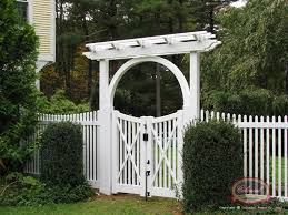 Vinyl Fence Custom Specialties