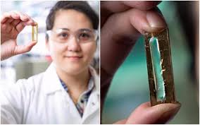 Golden nanowires batteries, incredibly long lasting | amazing.zone