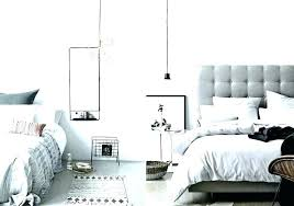 bedside pendant lights light height
