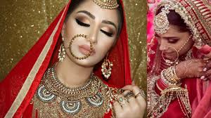deepika padukone bridal wedding makeup