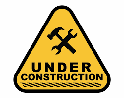Website Under Construction Under Construction - Clip Art Library