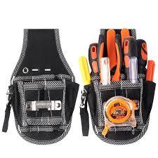 tool bag electrician waist pocket