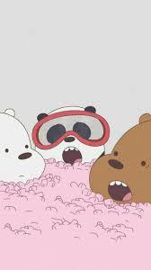 خلفيات موبايل الدببة الثلاثة