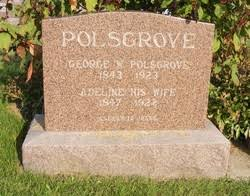 Adeline Clark Polsgrove (1847-1922) - Find A Grave Memorial