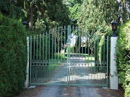 Different Driveway Gate Materials Manhattan Ny