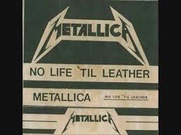 no life til leather demo