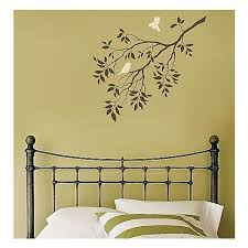 Wall Stencils Stencil Designs For Easy Wall Decor Reusable Wall Stencils At Great Prices