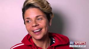 Sky Sports, Living for Sport Interview with Sue Smith @ Penketh ...
