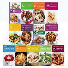 hamlyn all colour cookery 13 books