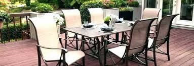 modern dinette pvc patio furniture st