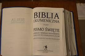 Ukazała się Biblia Ekumeniczna | Polska Rada Ekumeniczna