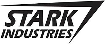 Amazon Com Stark Industries Logo Iron Man Vinyl Decal Everything Else