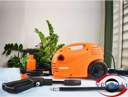 Nguyên lý hoạt động và cấu tạo máy rửa xe motor cảm ứng từ