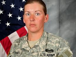 In Loving Memory Of A Wife, Daughter And Fallen Soldier : NPR
