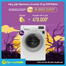 🔰Máy giặt Electrolux Inverter 8 kg... - Điện máy XANH (dienmayxanh.com)