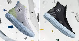 Converse Just Announced a Sustainable Chuck Taylor Made With Recycled  Materials - CityWomen® &Co