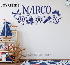 Playroom Or Nursery Decor Vinyl Decoration For Boys Room You Are My Greatest Treasure Pirate Wall Decal For Kids Wall Letters Numbers