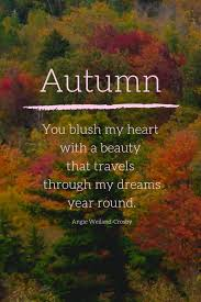 autumn quotes on beautiful pictures that will enchant deepen