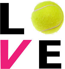 Amazon Com Love Tennis Car Decal Perfect Tennis Gift Sports Outdoors
