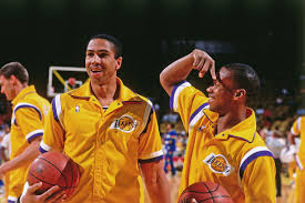 Lakers Profile: Mychal Thompson, the lifer - Silver Screen and Roll