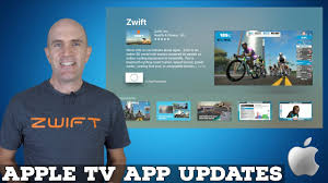Swift Zwift Tip: Updating Zwift App on AppleTV - YouTube
