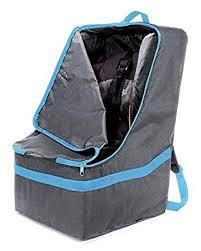 com zohzo car seat travel bag
