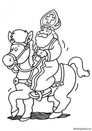 Sinterklaas Overig Kleurplaat 942742 Kleurplaat