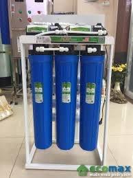 Máy lọc nước Ro Aqua 100 lít/h bán công nghiệp - Công nghệ Mỹ