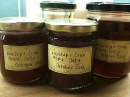 Rosehip & crab apple jelly - recipe ...