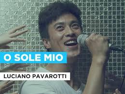 Amazon.com: Watch O sole mio in the Style of Luciano Pavarotti ...