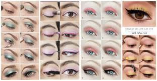 10 pastel makeup tutorials you can copy