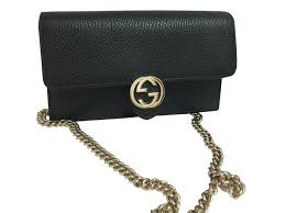 gucci wallet on chain clutch bags