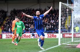 Rochdale's 40-year-old Aaron Wilbraham... - Bleacher Report Football |  Facebook