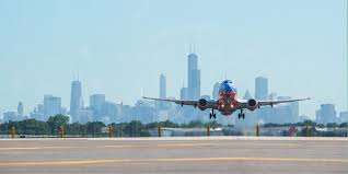 International Flight Times to Chicago ...