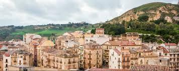 The italian village of Salemi, Trapani in Sicily, Italy - e-borghi