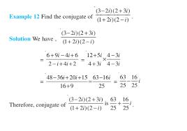 quadratic equations class 11 notes