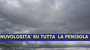 Meteo oggi | è allerta gialla in Campania | «Temporali dalle 14 alle 20»
