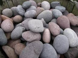 red mexican beach pebbles bulk 3000 lb