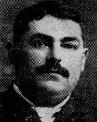 Patrolman Nicholas Bernard Smith, Buffalo Police Department, New York