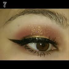 sunset eye makeup look how to create