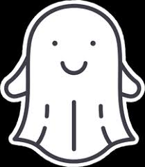 Fun And Spooky Ghost Car Stickers And Decals