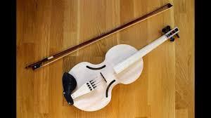 diy violin v2 with free plans you