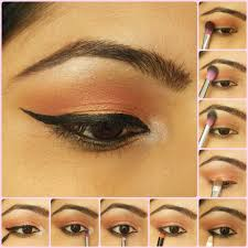 eye makeup tutorial party perfect rose